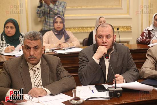 صور لجنة الشئون الدينية والأوقاف (12)