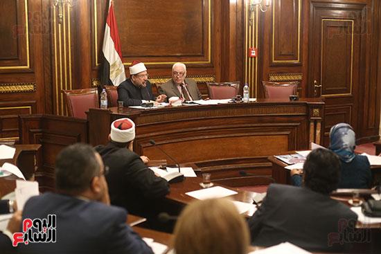 صور لجنة الشئون الدينية والأوقاف (8)