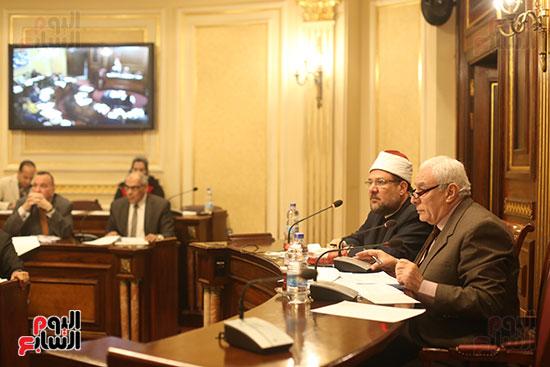 صور لجنة الشئون الدينية والأوقاف (5)