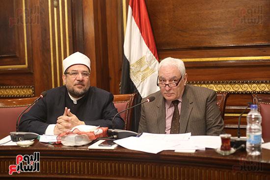 صور لجنة الشئون الدينية والأوقاف (9)