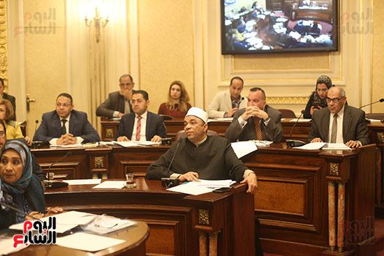 صور لجنة الشئون الدينية والأوقاف (4)