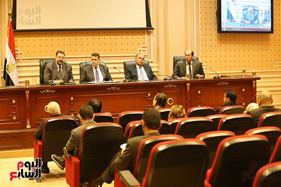 لجنة الشئون الافريقية (3)