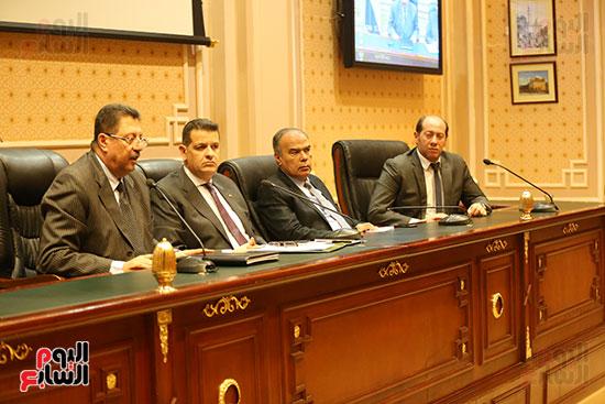 لجنة الشئون الافريقية (4)