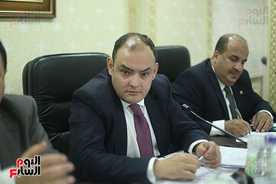 صور لجنة الشئون الاقتصادية  (5)