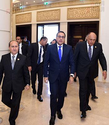 رئيس الوزراء يفتتح فعاليات المعرض الأفريقى الأول للتجارة البينية (33)