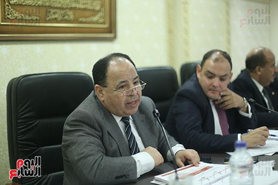 صور لجنة الشئون الاقتصادية  (2)