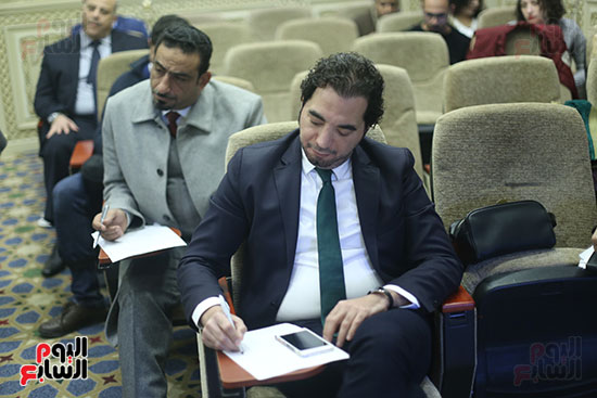 صور لجنة الشئون الاقتصادية  (7)