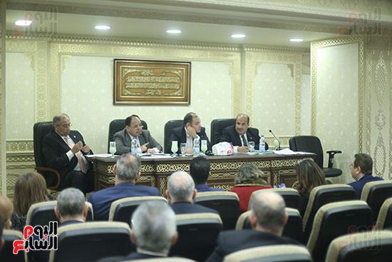 صور لجنة الشئون الاقتصادية  (1)