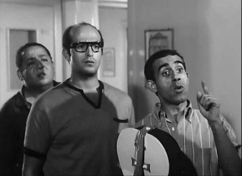 الضيف أحمد مع جورج وسمير