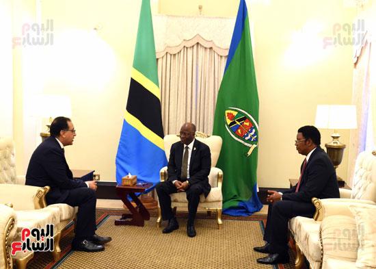زيارة مصطفى مدبولى لتنزانيا (6)