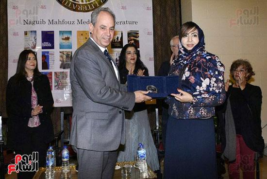 جائزة نجيب محفوظ فى الأدب (31)