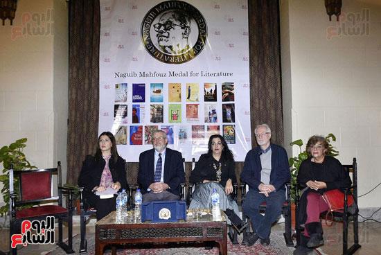 جائزة نجيب محفوظ فى الأدب (17)