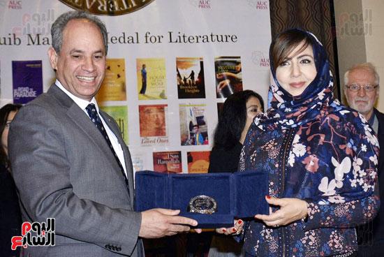 جائزة نجيب محفوظ فى الأدب (33)