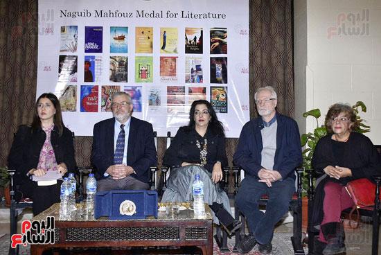 جائزة نجيب محفوظ فى الأدب (16)