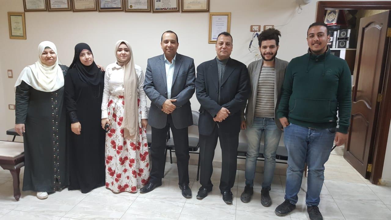 تكريم حملة 100 مليون صحة بشبرا الخيمة (5)