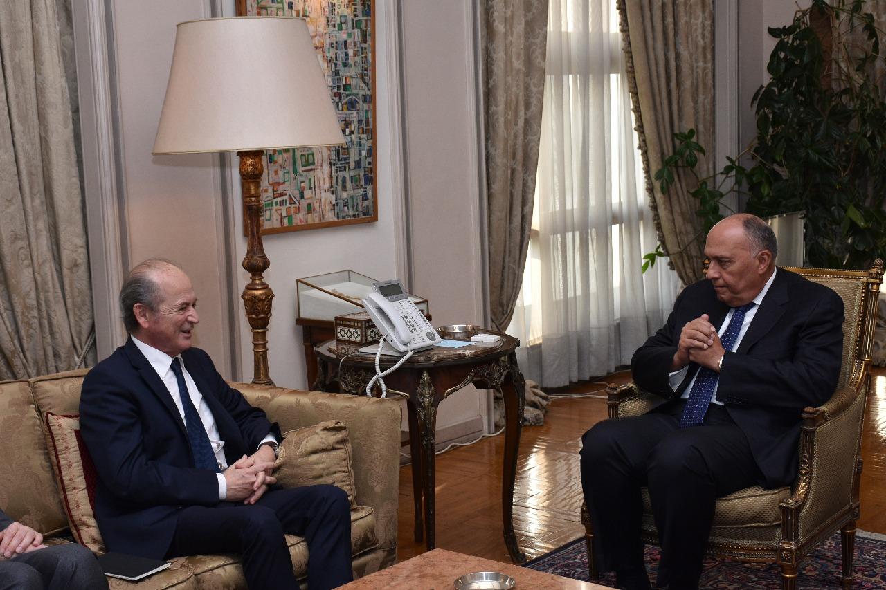 لقاء السيد الوزير مع المبعوث الشخصي للرئيس الفرنسي الى 2 سوريا.jpeg 1
