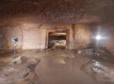المقبرة المكتشفة (2)