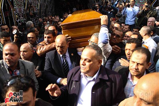 جنازة الراحل إبراهيم سعدة (40)