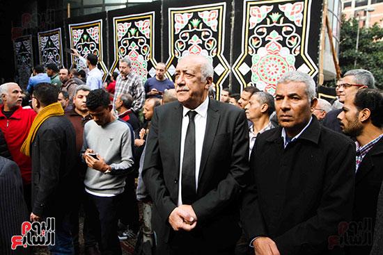 جنازة الراحل إبراهيم سعدة (37)