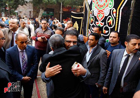 جنازة الراحل إبراهيم سعدة (8)