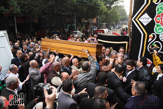 جنازة الراحل إبراهيم سعدة (30)