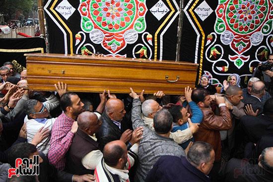 جنازة الراحل إبراهيم سعدة (32)