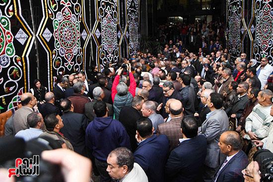 جنازة الراحل إبراهيم سعدة (34)