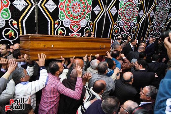 جنازة الراحل إبراهيم سعدة (33)