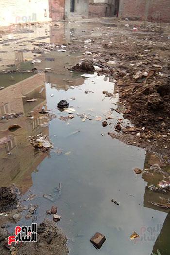 انتشار مياه الصرف الصحى (6)
