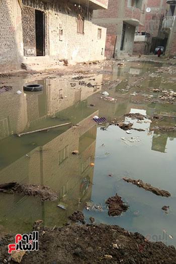 انتشار مياه الصرف الصحى (3)