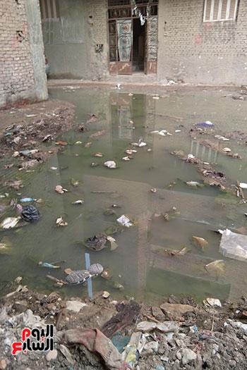 انتشار مياه الصرف الصحى (5)