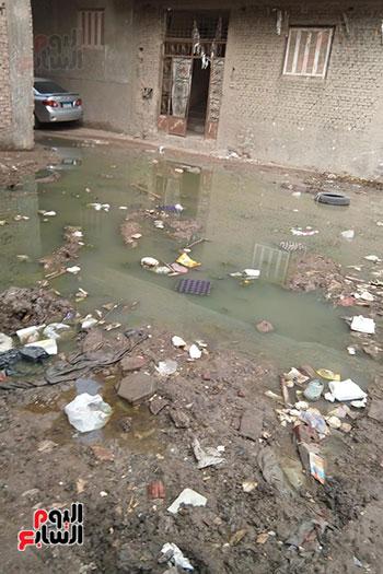 انتشار مياه الصرف الصحى (4)