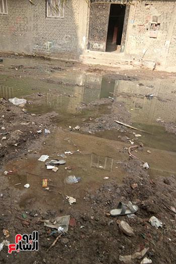 انتشار مياه الصرف الصحى (7)