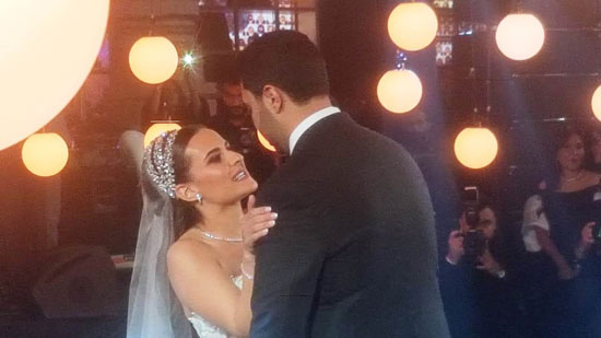 حفل زفاف كريمة هشام رامز (11)