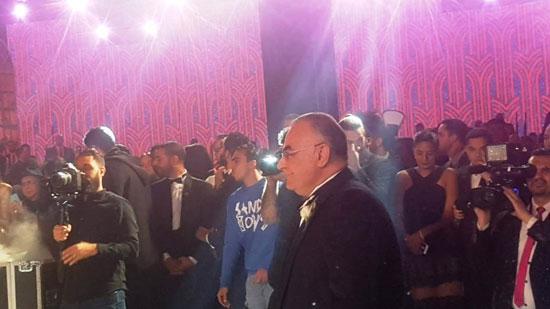 حفل زفاف كريمة هشام رامز (10)