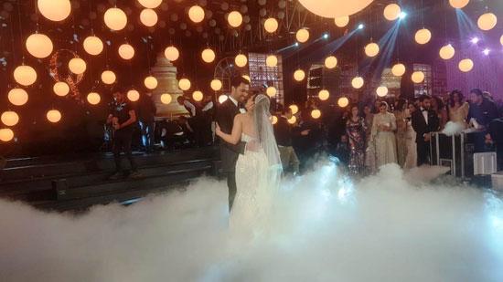 حفل زفاف كريمة هشام رامز (13)