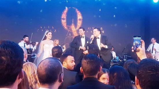 حفل زفاف كريمة هشام رامز (4)