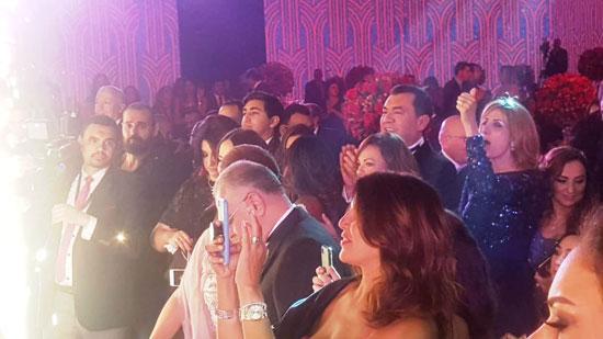 حفل زفاف كريمة هشام رامز (7)