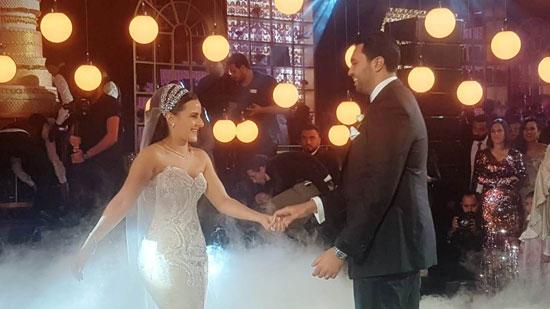 حفل زفاف كريمة هشام رامز (14)