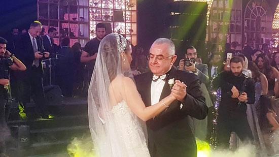 حفل زفاف كريمة هشام رامز (6)