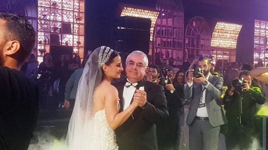 حفل زفاف كريمة هشام رامز (1)