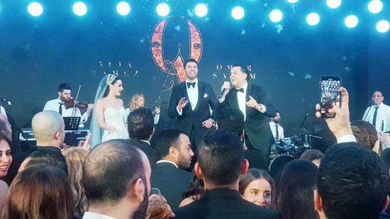 حفل زفاف كريمة هشام رامز (2)