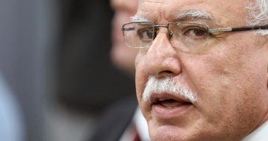 وزير خارجية فلسطين رياض المالكى