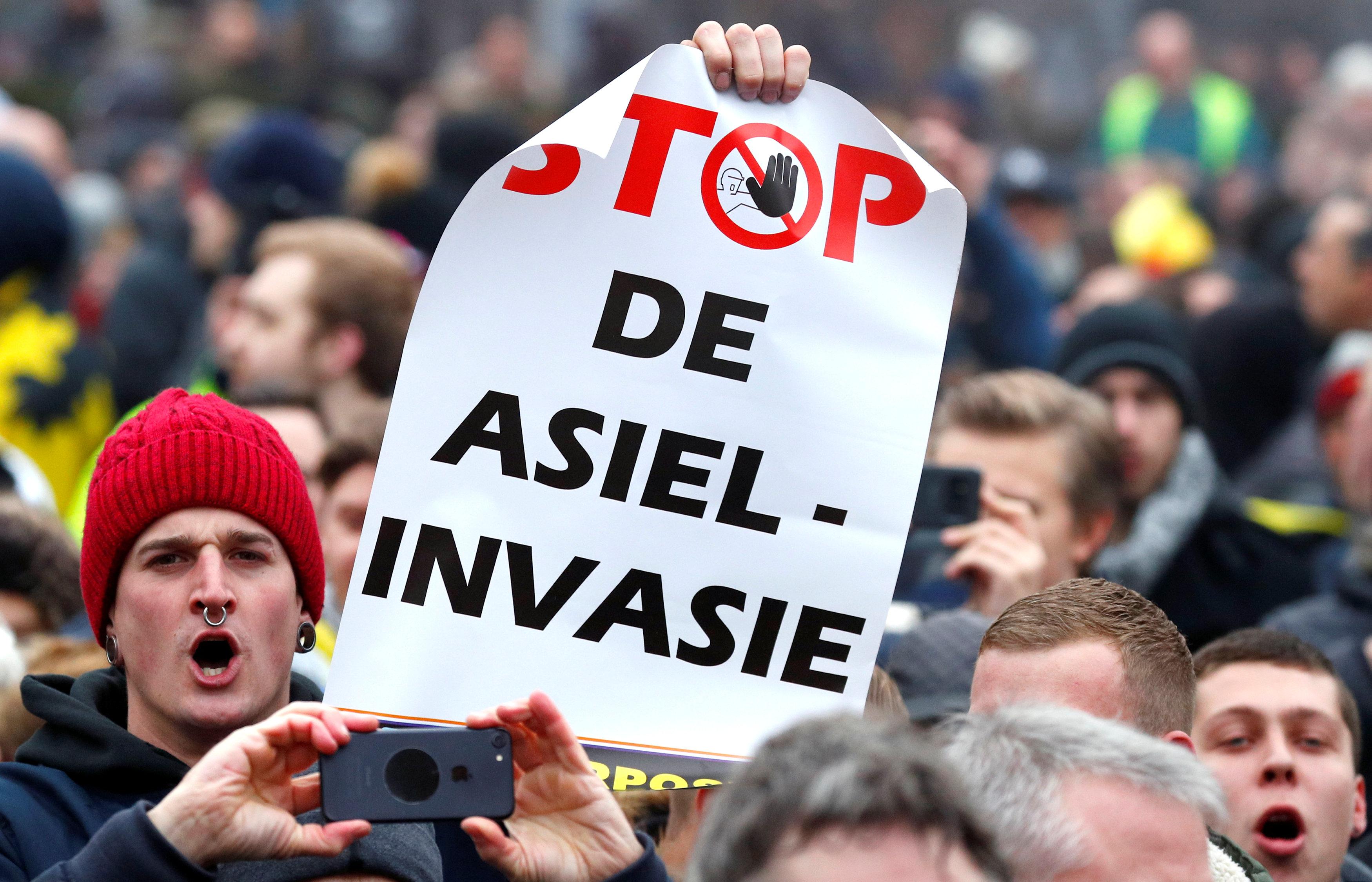 مظاهرات بروكسل (1)