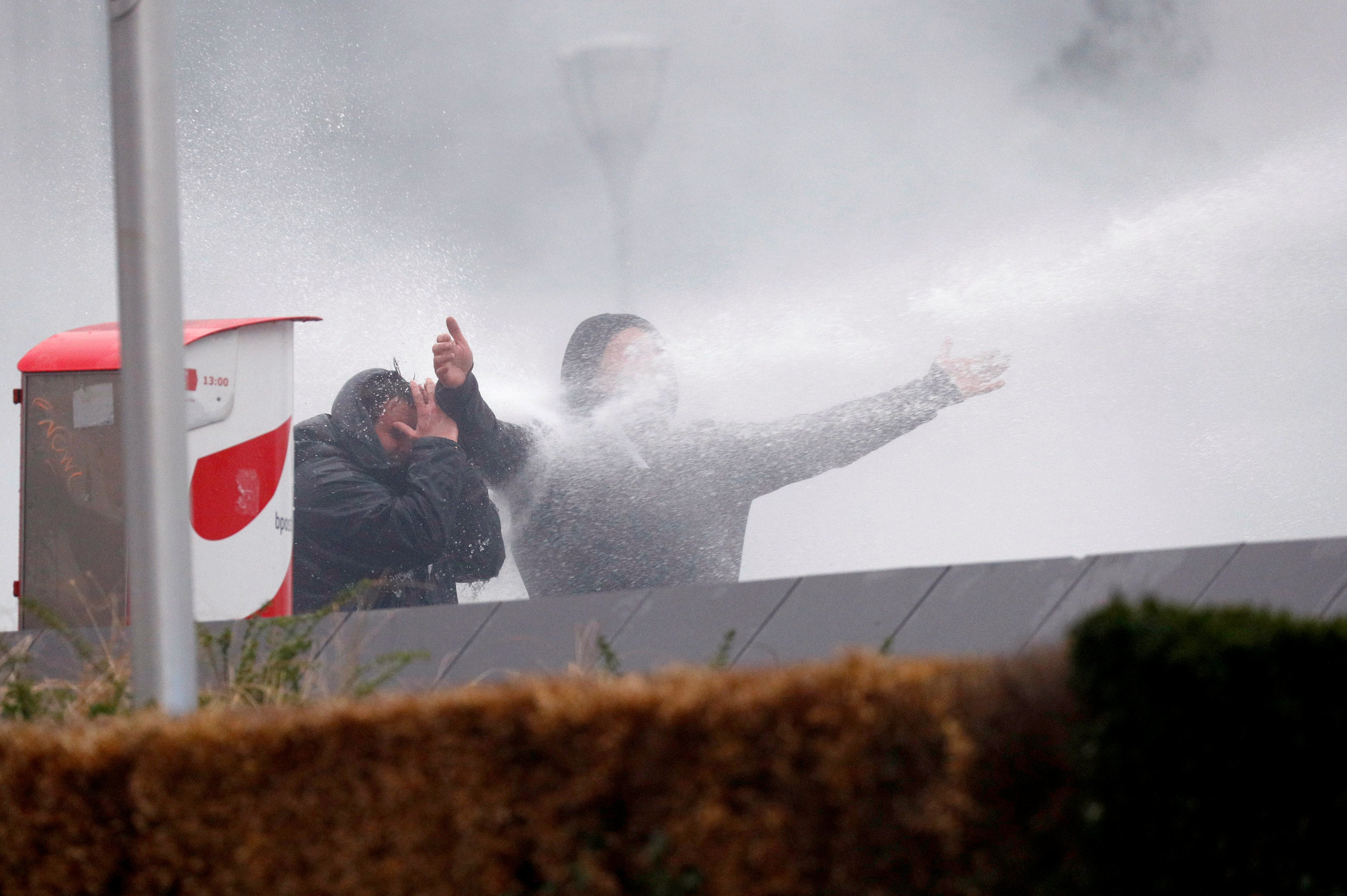 مظاهرات بروكسل (11)
