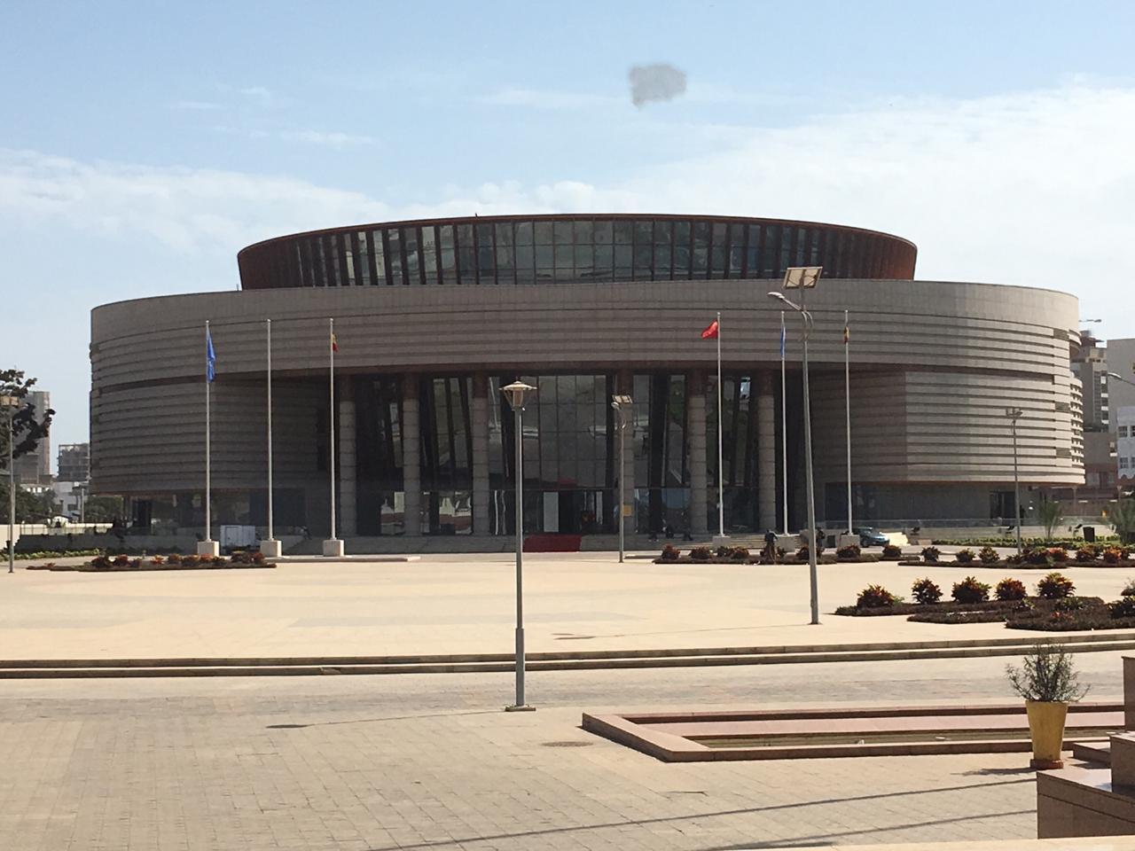 متحف السنغال