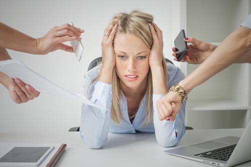 Burnout-syndrome