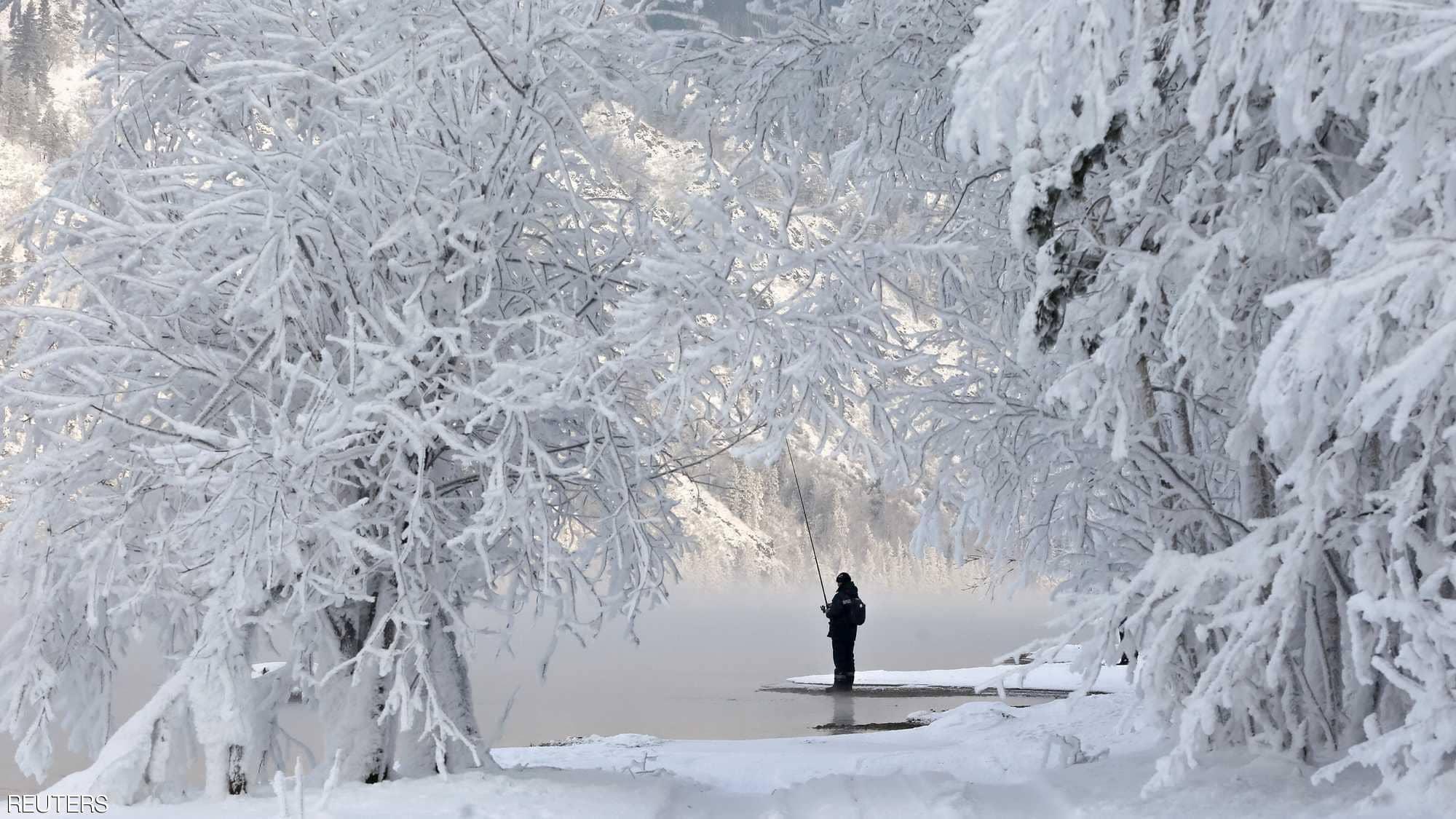 الاستمتاع باللحظات الخاصة فى الشتاء