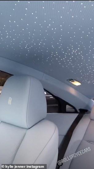 سيارة كيلي جينر  (3)