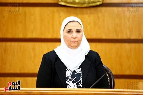وزارة التضامن الاجتماعى - غادة والى  (15)